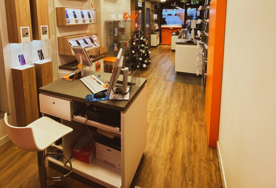 Bettelli WINDTRE - Store